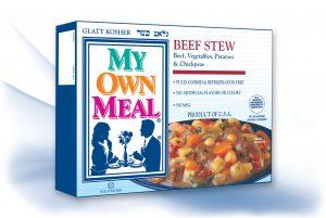 Kosher Meal - Beef Stew